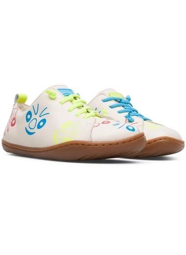 Camper Yürüyüş Ayakkabısı Bej